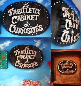 Funkisign: le fabuleux cabinet de curiosités