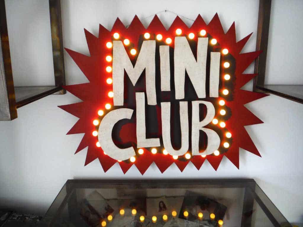 Funkisign Mini Club 2
