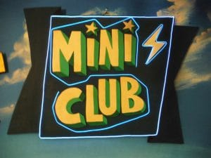 Funkisign Mini Club