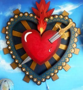 Funkisign Coeur Milagros