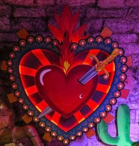 Funkisign Coeur Milagros