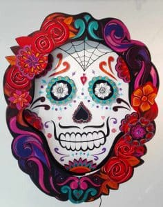 Funkisign Sugar Skull