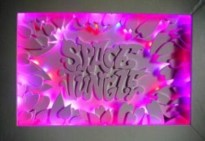 Funki sign Space Jungle