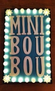 Funkisign Mini Boubou