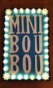 Funkisign Mini Boubou