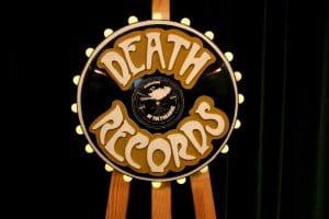 enseigne Death records