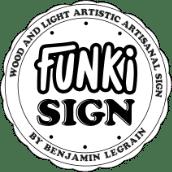 Logo Funki Sign
