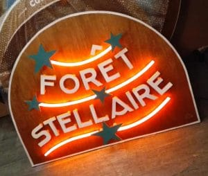 Funkisign Foret Stellaire