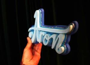 Funkisign Aron