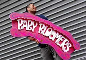 Funkisign Baby Bloomers
