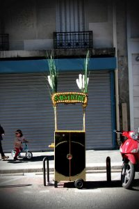 Funkisign Bar mobile à absinthe