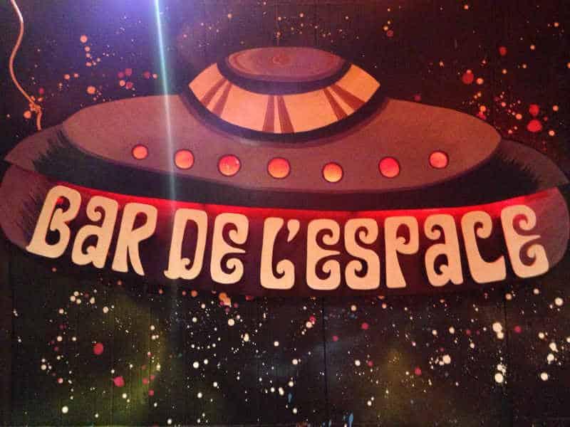 Bar de l'espace
