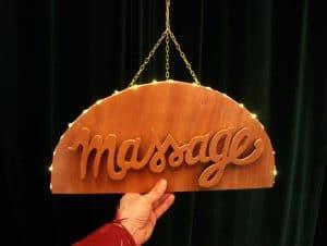 Funkisign Massage pour l'Amma d'Amélie Paris