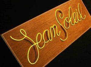Funkisign Jean-Soleil
