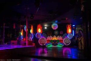 Funkisign Mini Mega Stage Psychédélic DJ Booth