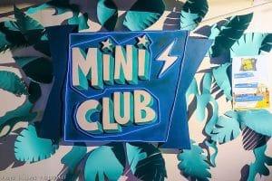 Enseigne Mini Club
