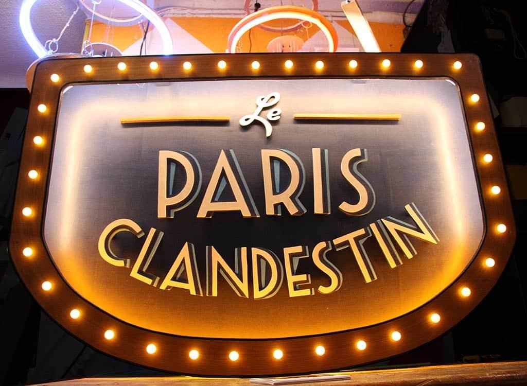 Le Paris Clandestin