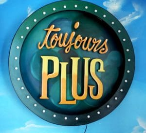 Toujours Plus Collection particuliere Funki Sign