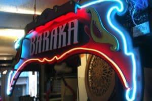 Baraka Funki Sign