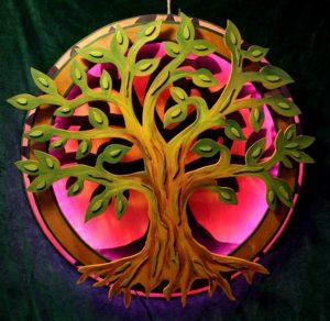 Frère des arbres - Arbre de vie - Funki Sign