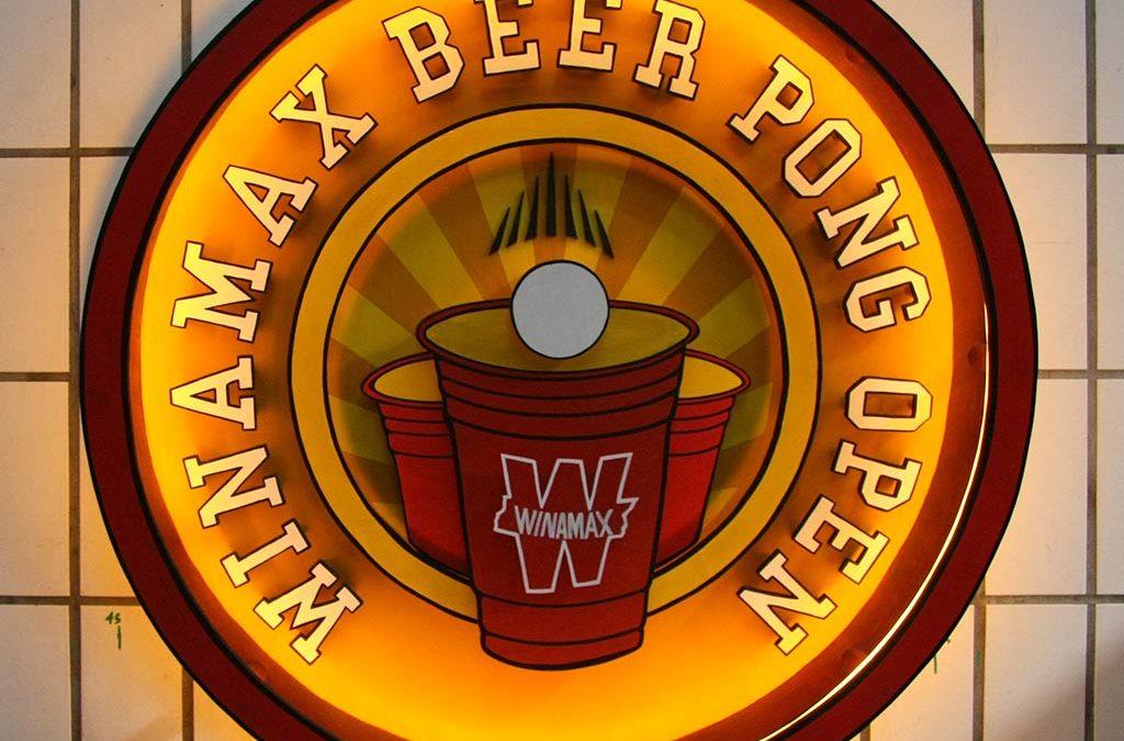 Winamax Beer Pong Open