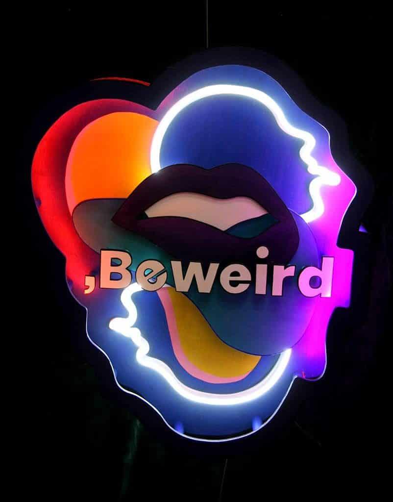Beweird agency