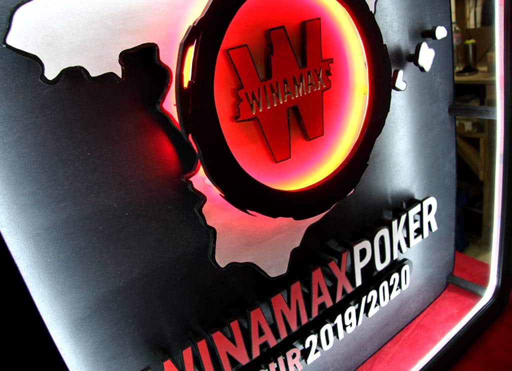 Winamax Poker tour Spain