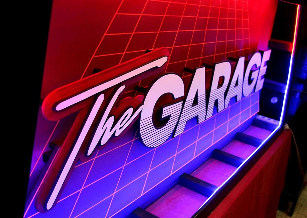 The Garage - Paris Blockchain enseigne FunkiSign