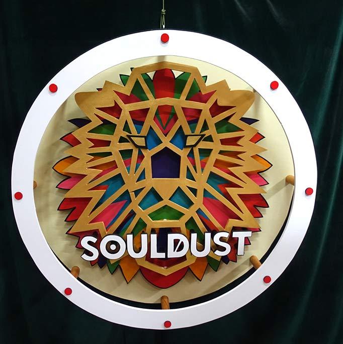 enseigne vintage Souldust